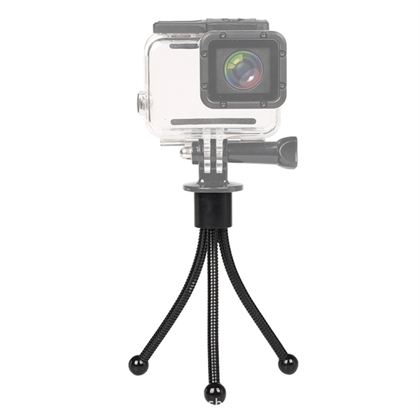 11CM(4.33-Inch) Mini Desktop Tripod Bracket Small Tripod
